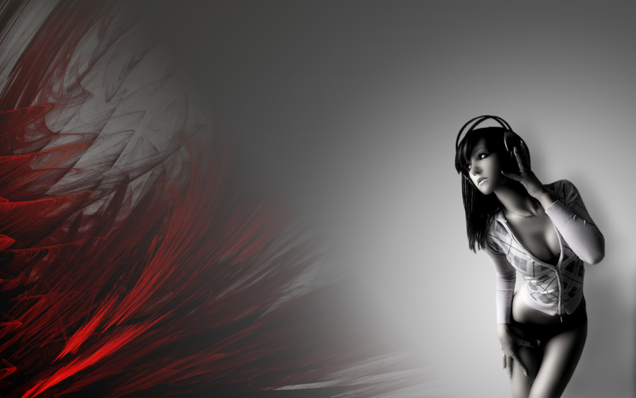 Collection of Dubstep Girl Wallpaper on HDWallpapers