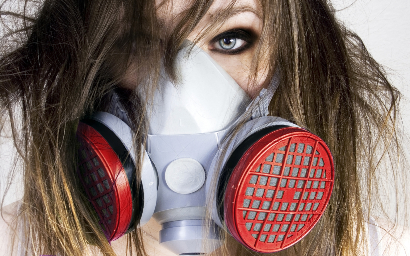 Dubstep Girl | Dubstep Toxic Girl Wallszone Wallpaper with