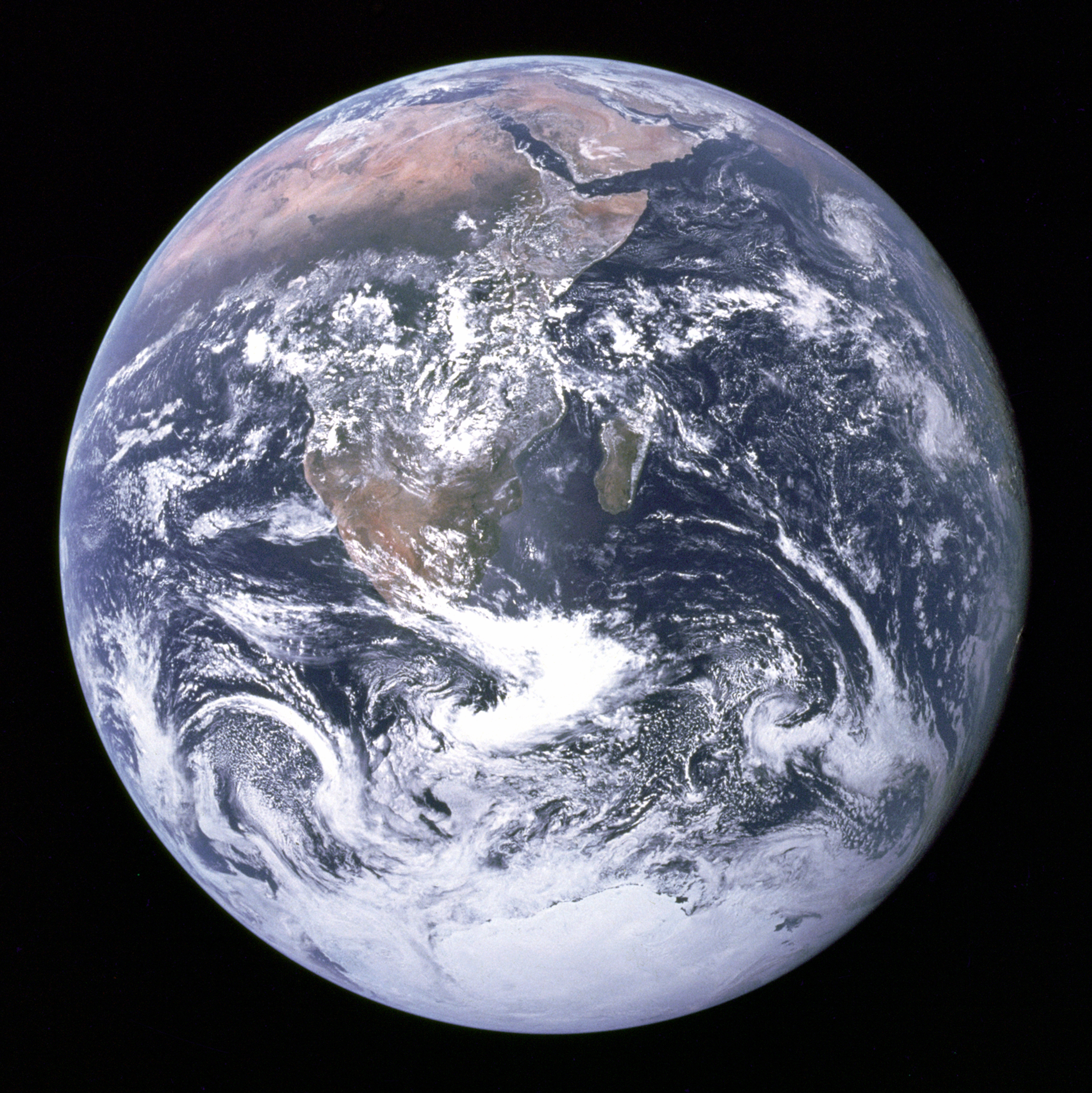 Earth in Full View | NASA