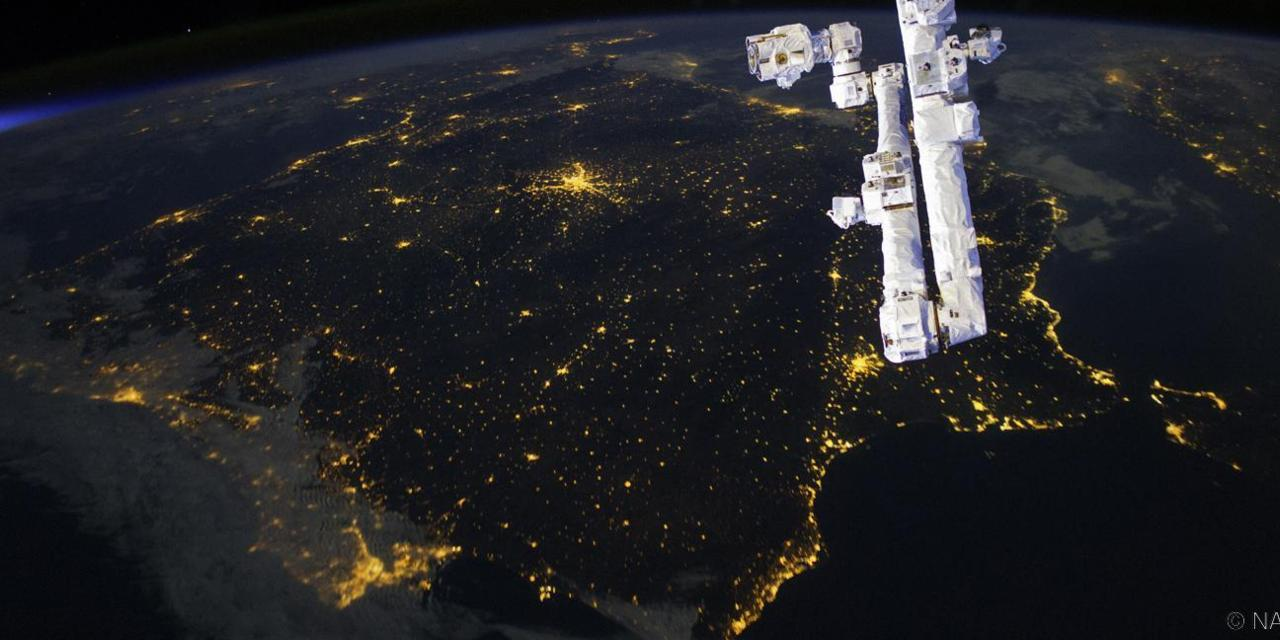 BBC - Earth - Beautiful images of Earth from space