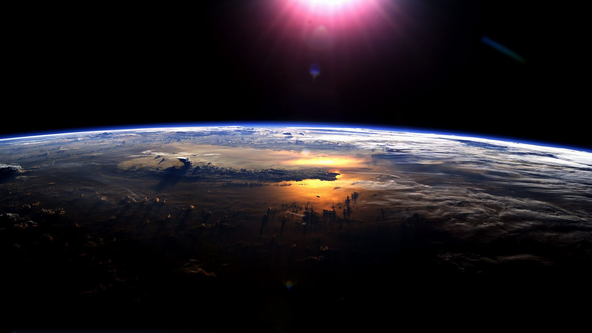 NASA HDEV : Video of Earth From Space From The International Space