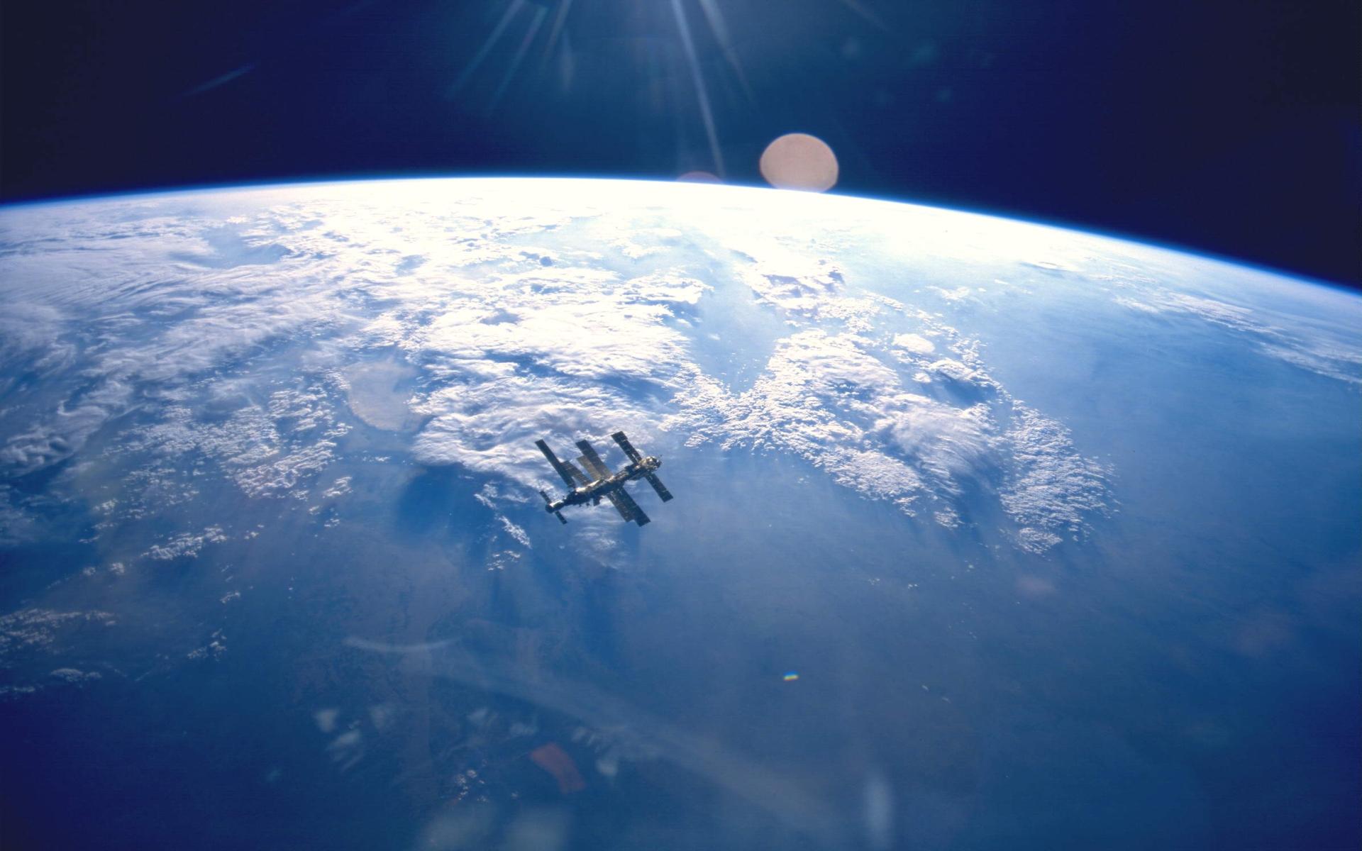 Earth from space hd wallpaper - SF Wallpaper