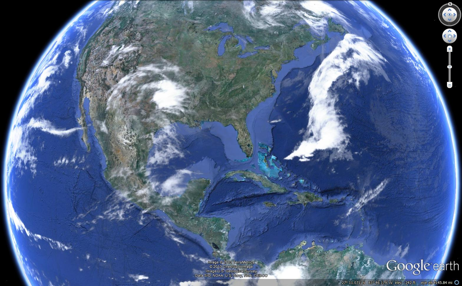 Google Earth Blog - The amazing things about Google Earth