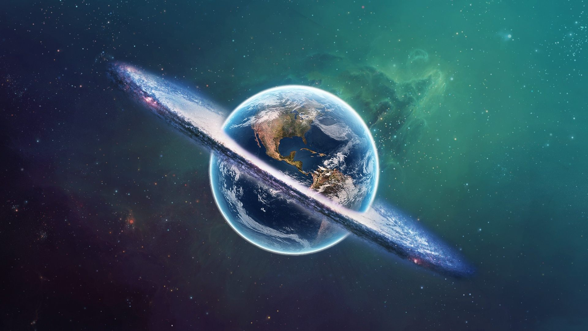 Earth Wallpaper Sf Wallpaper