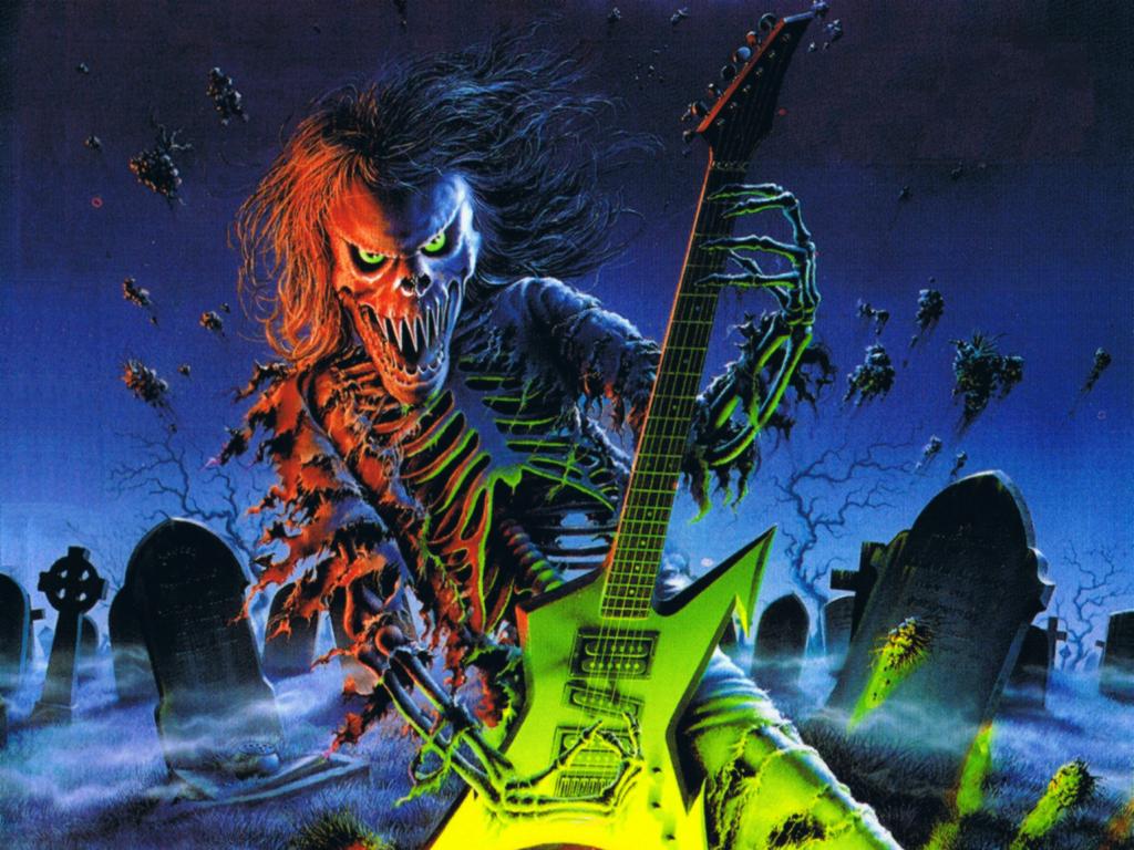 Iron Maiden Eddie Pics Wallpaper