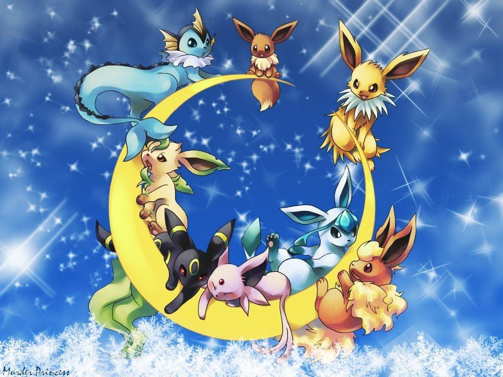Pokemon Eevee Wallpaper Sf Wallpaper