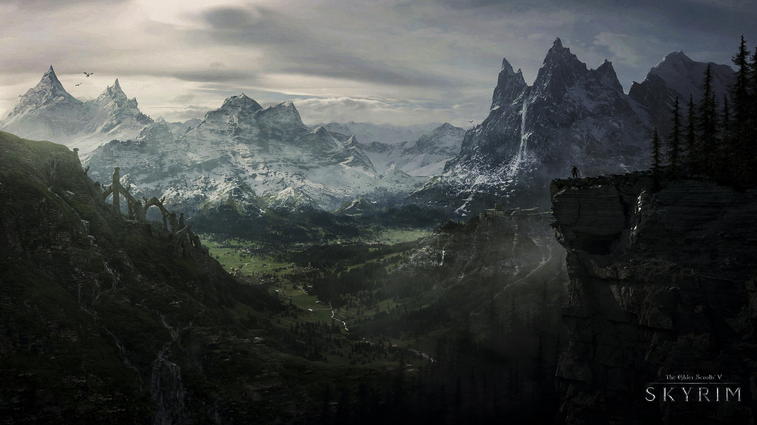 1477 The Elder Scrolls HD Wallpapers | Backgrounds - Wallpaper Abyss