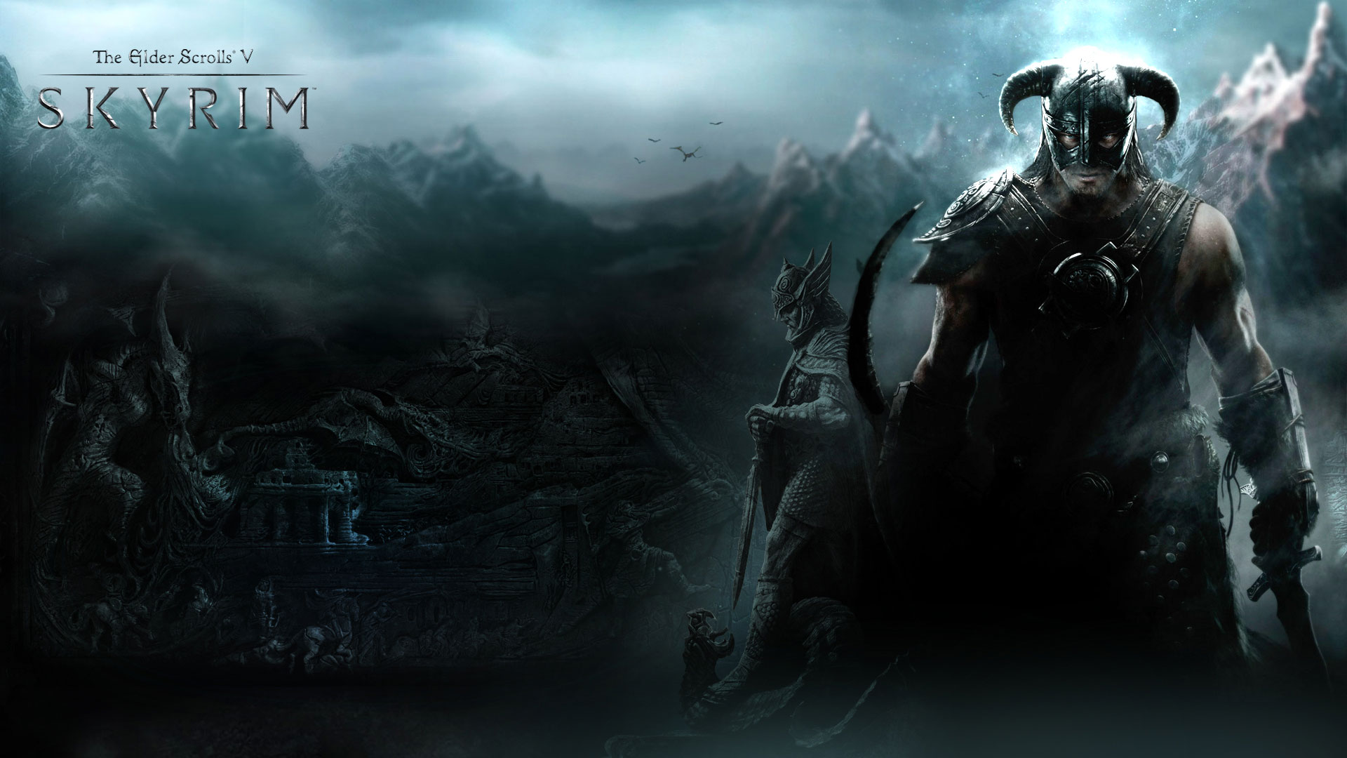 Collection of Skyrim Wallpapers on HDWallpapers