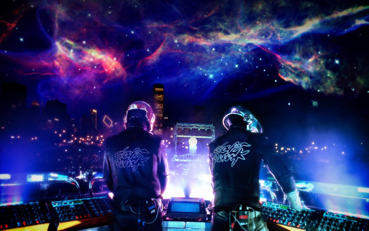 electronic music wallpaper