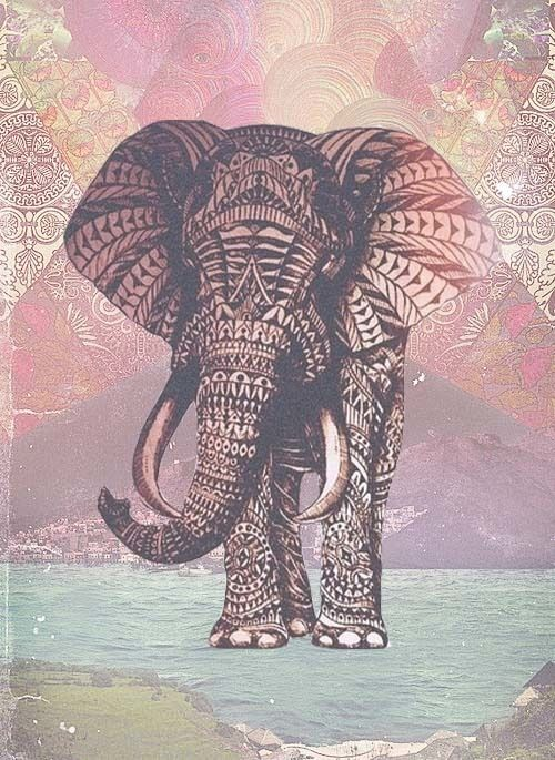 1000+ ideas about Elephant Wallpaper on Pinterest | Elephant