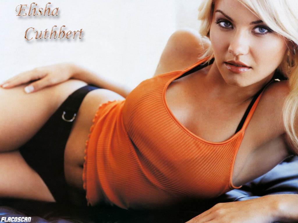 Gate Wallpaper: Unseen Elisha Cuthbert Hot & Sexy Wallpapers
