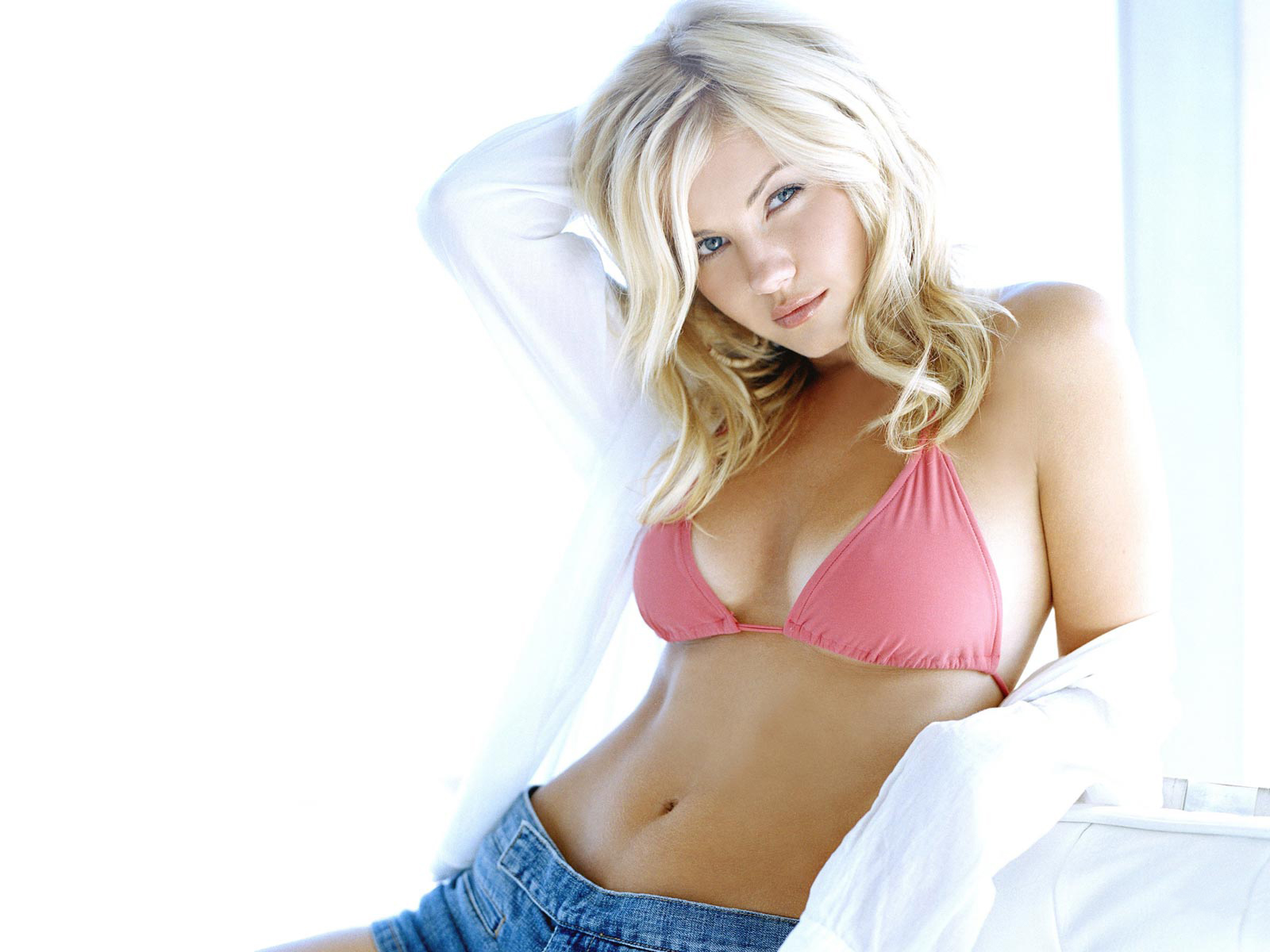 Hollywood Stars Elisha Cuthbert Hot HD Wallpaper - HD Wallpaper