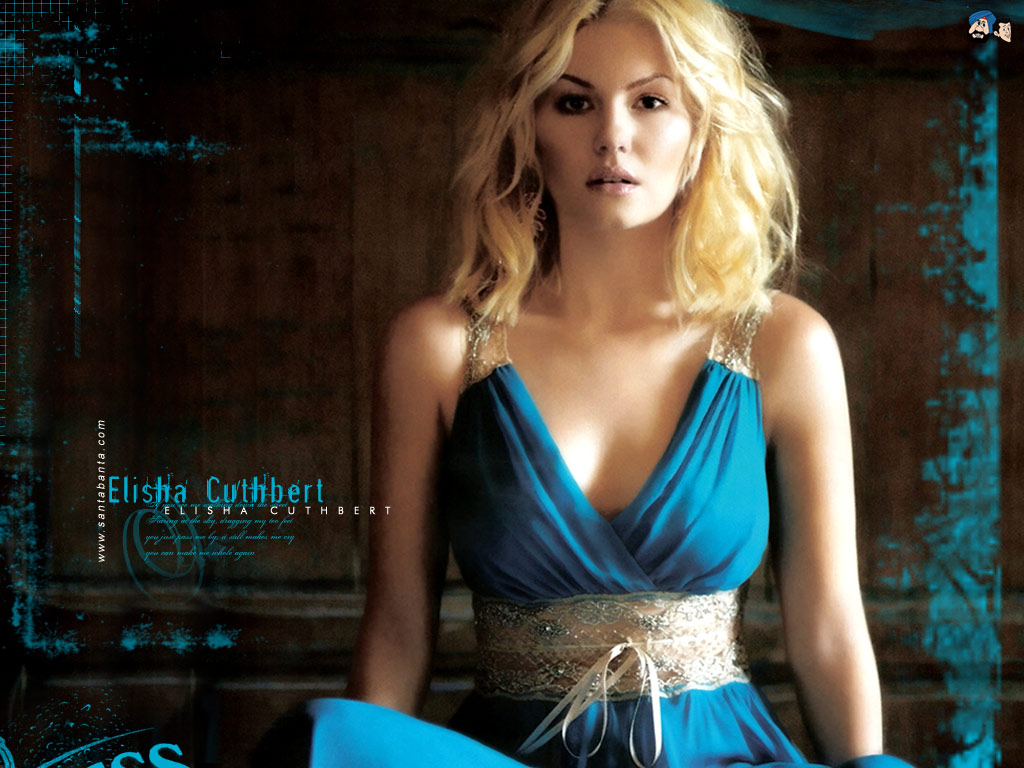 Collection of Elisha Cuthbert Hot Wallpapers on HDWallpapers