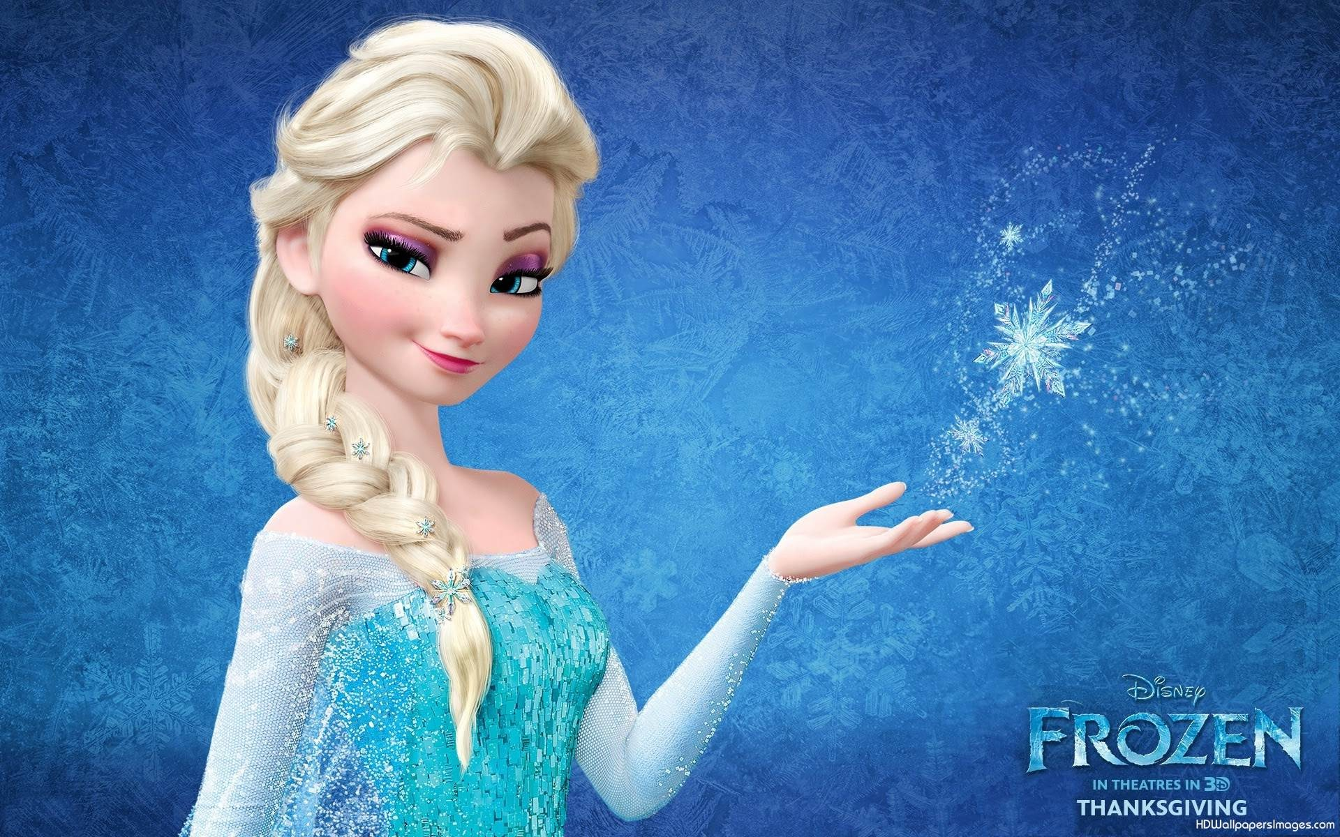 Elsa Frozen Wallpaper SF Wallpaper