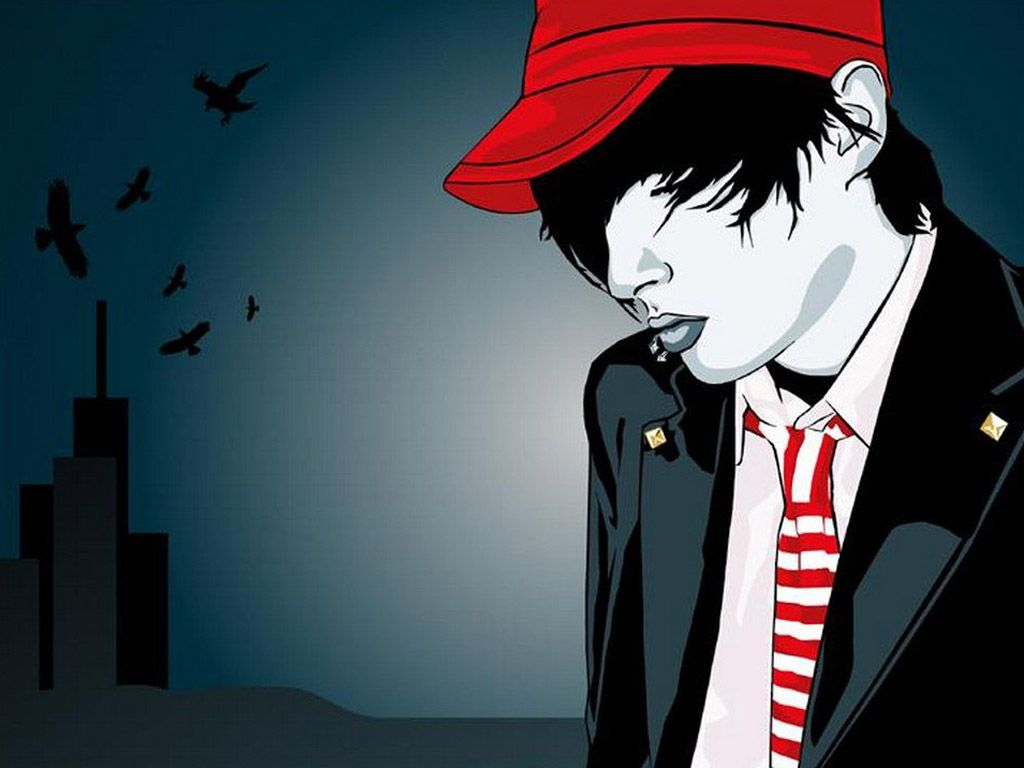 Collection of Emo Boy Wallpaper on HDWallpapers