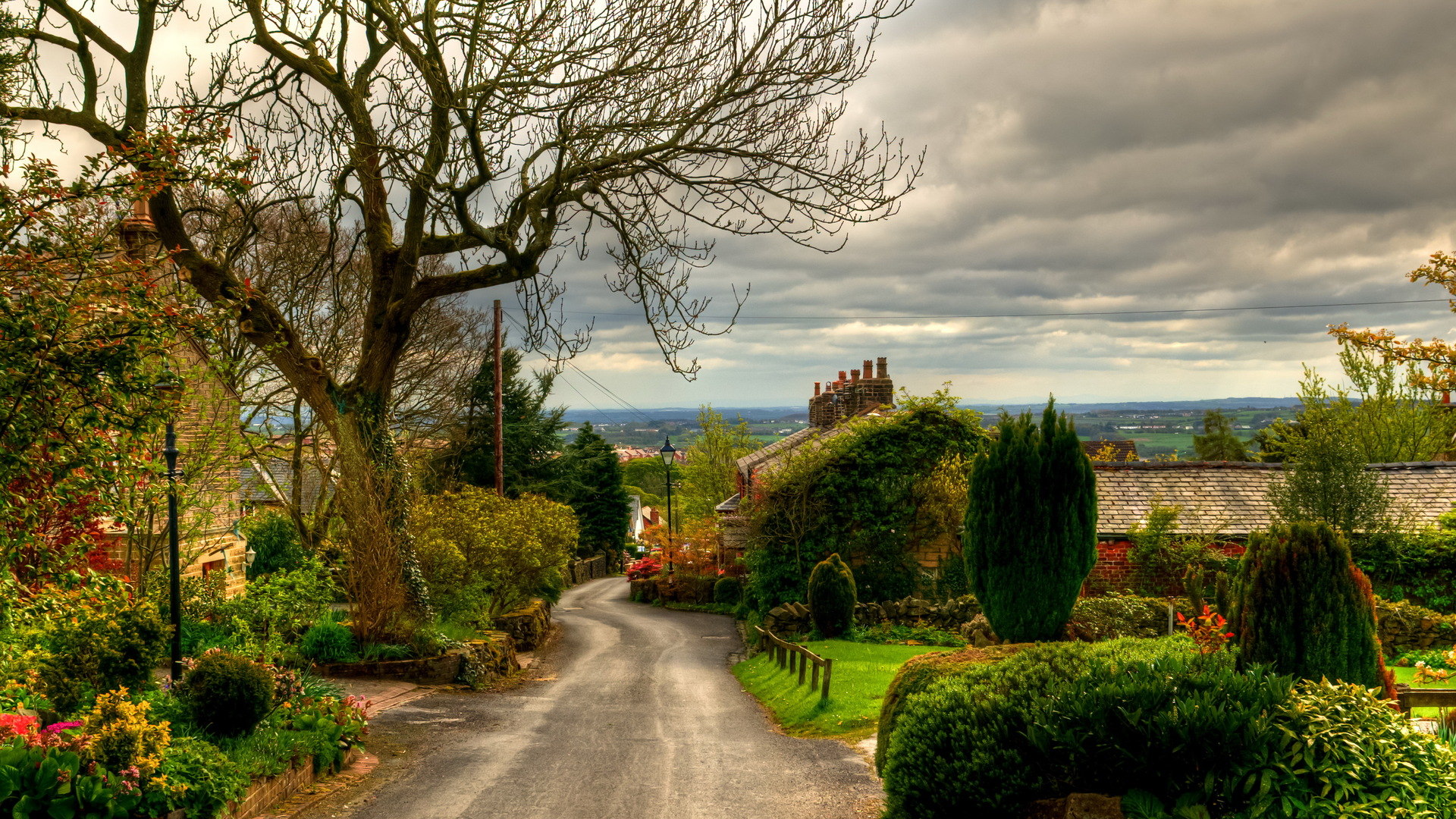 English Country Wallpaper   WallpaperSafari