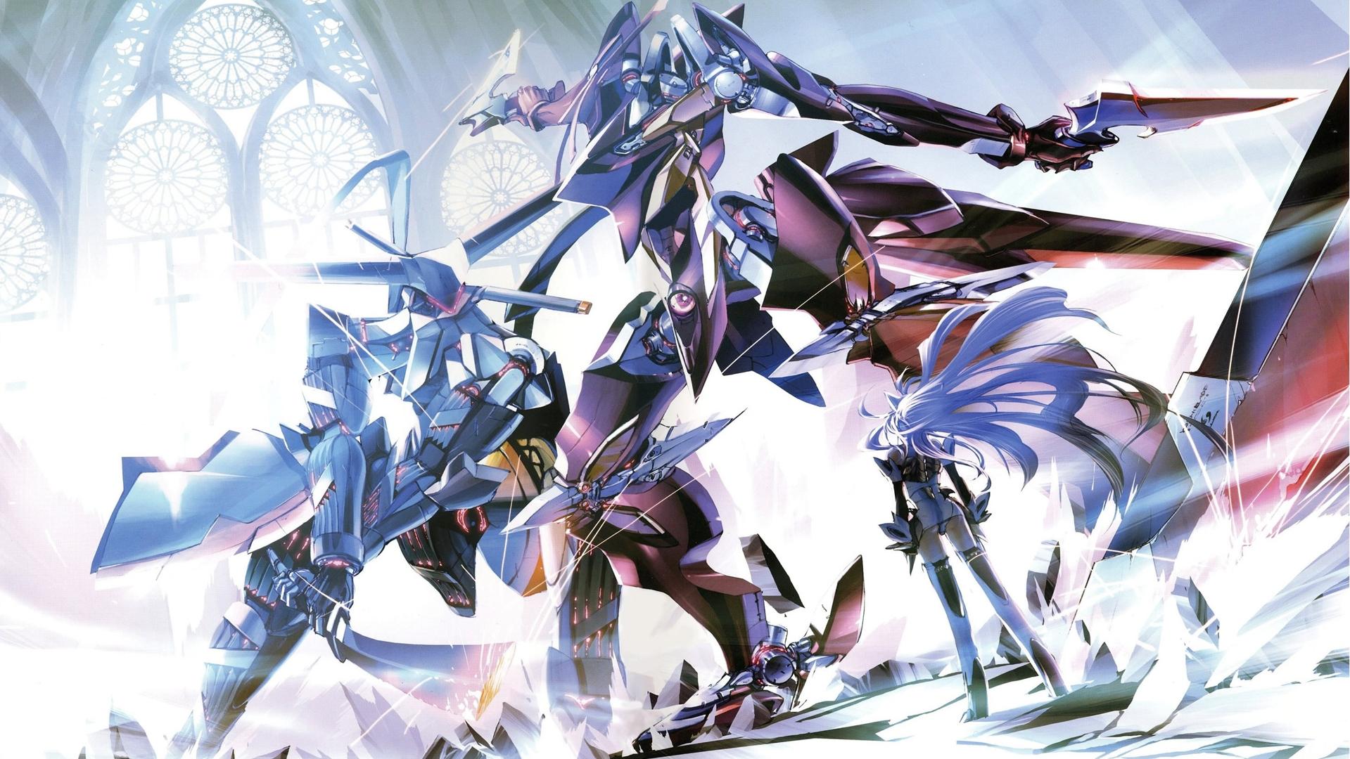Epic Anime Wallpaper HD - WallpaperSafari