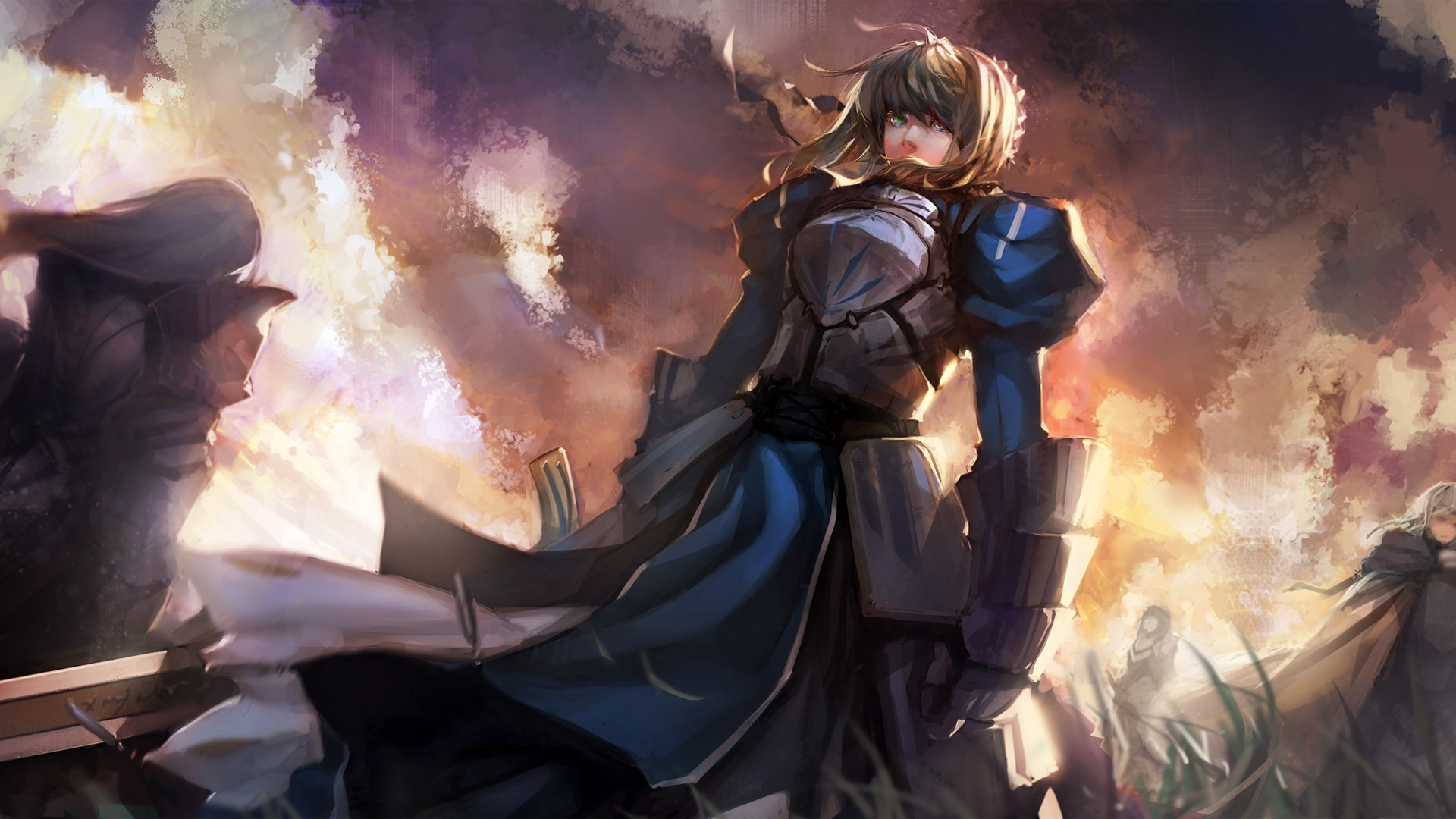 Epic Anime Wallpapers Hd ~ Sdeerwallpaper