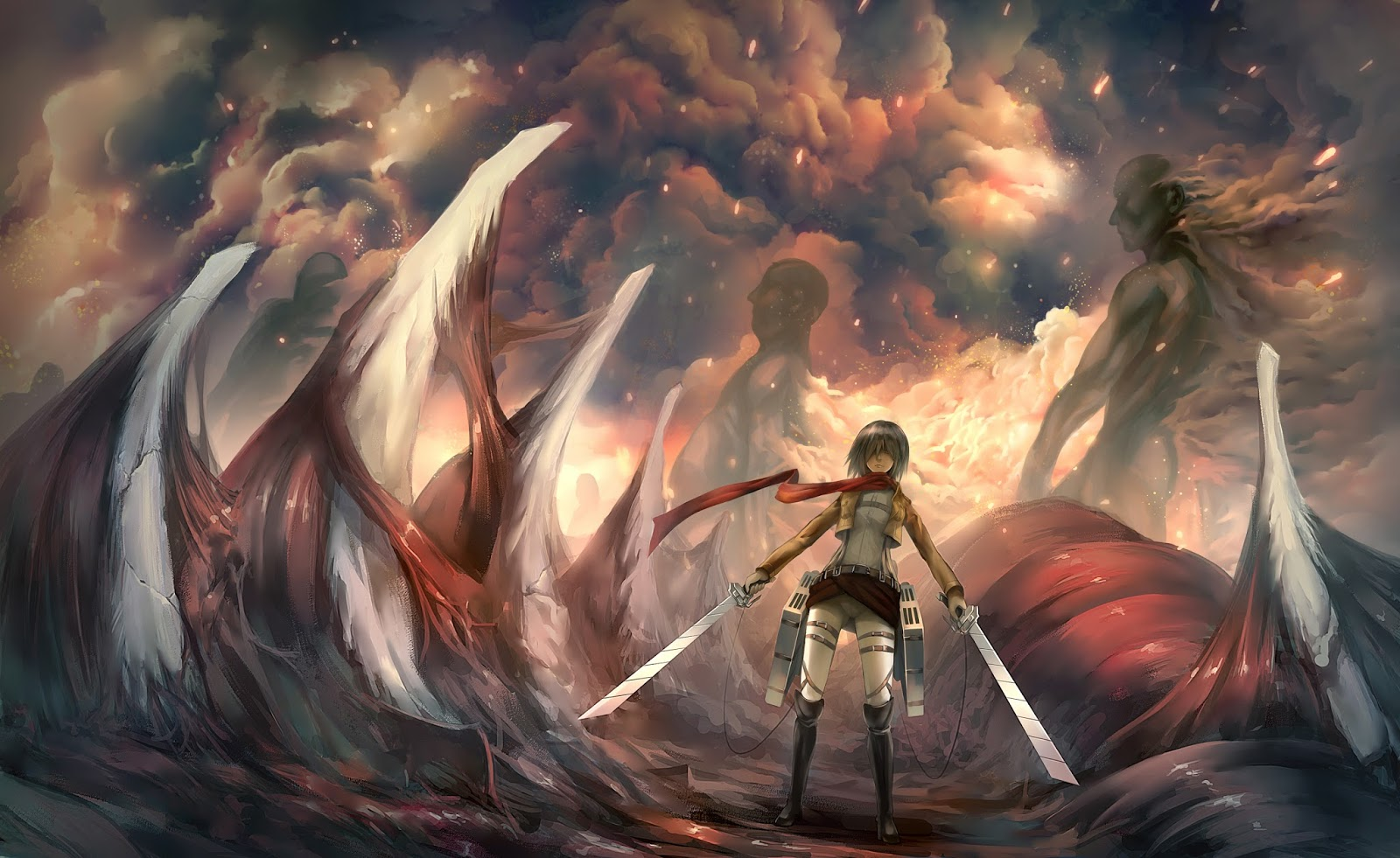 Epic Anime Wallpapers HD - WallpaperSafari
