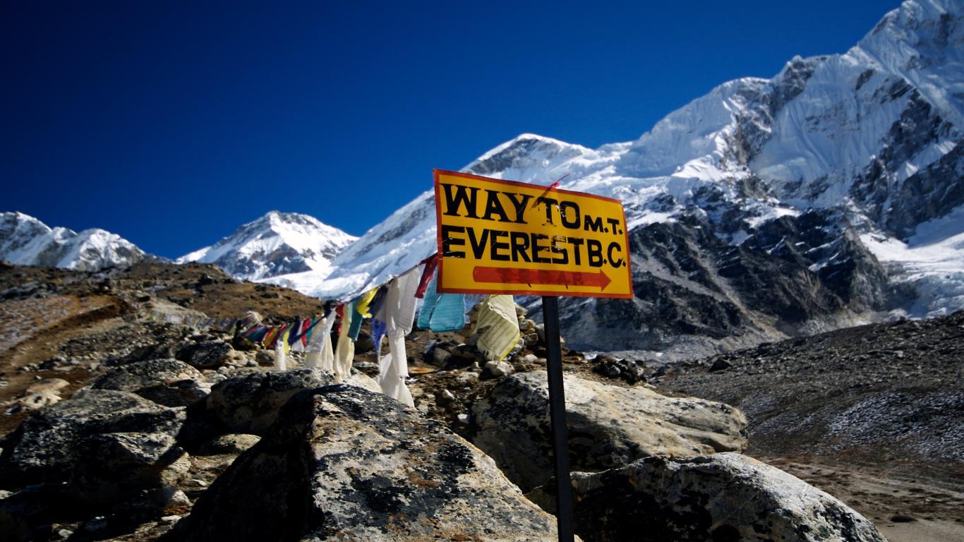 Everest Wallpaper Sf Wallpaper