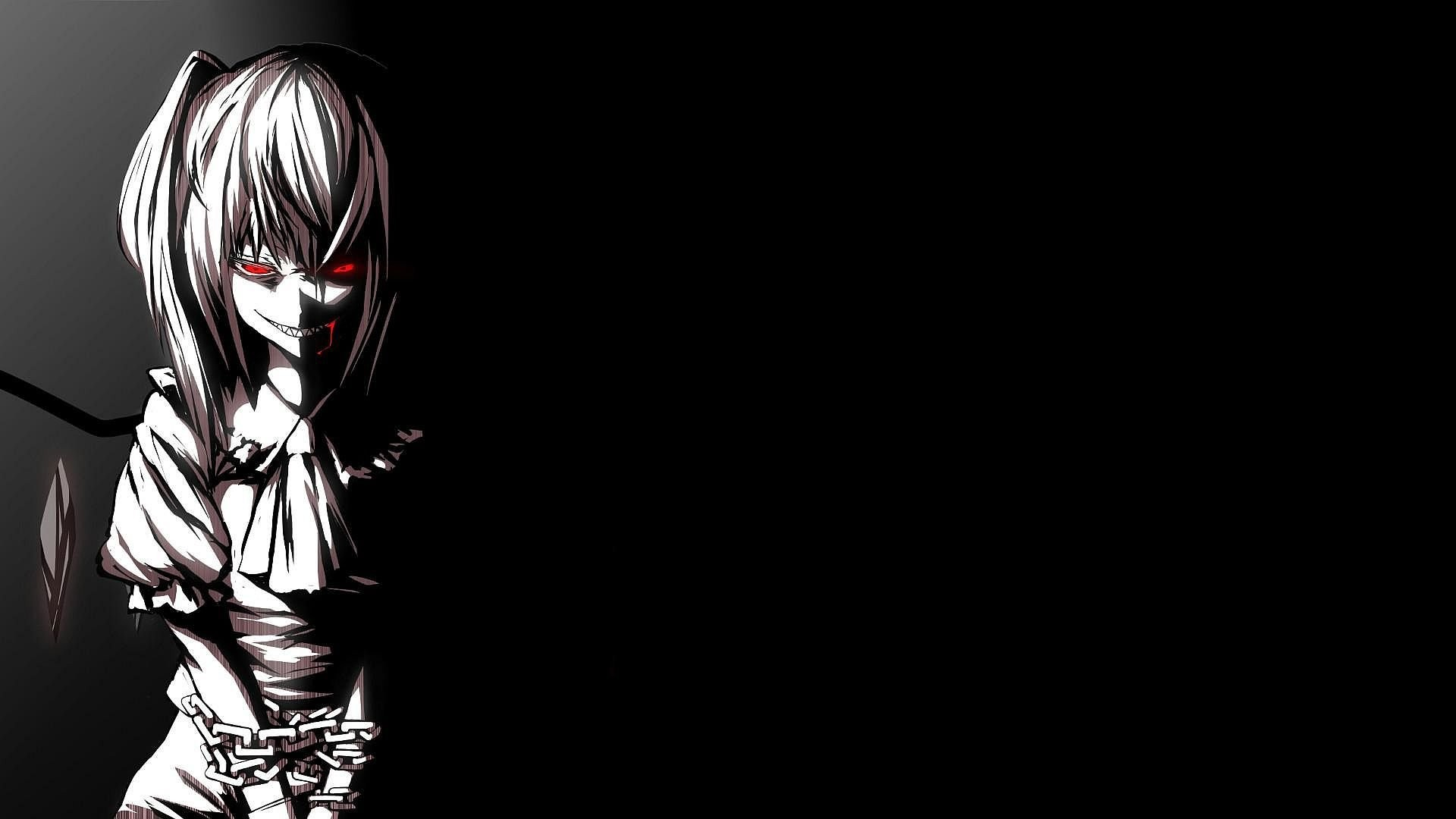 Collection of Evil Anime Wallpaper on HDWallpapers