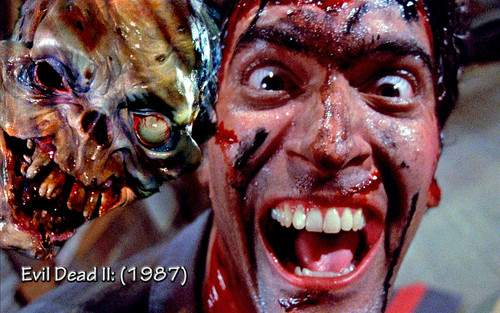 Horror Movies images Evil Dead II: 1987 HD wallpaper and