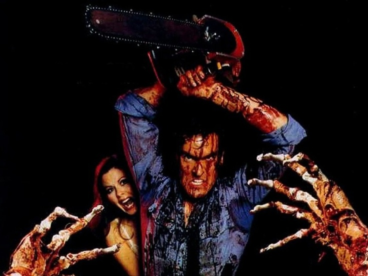 1000+ images about EVIL DEAD on Pinterest | Ash, Bruce campbell