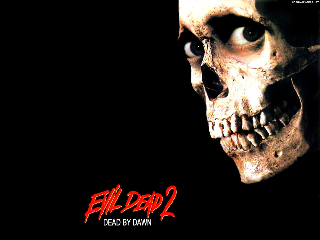 Evil Dead II Movie Wallpapers | WallpapersIn4k net