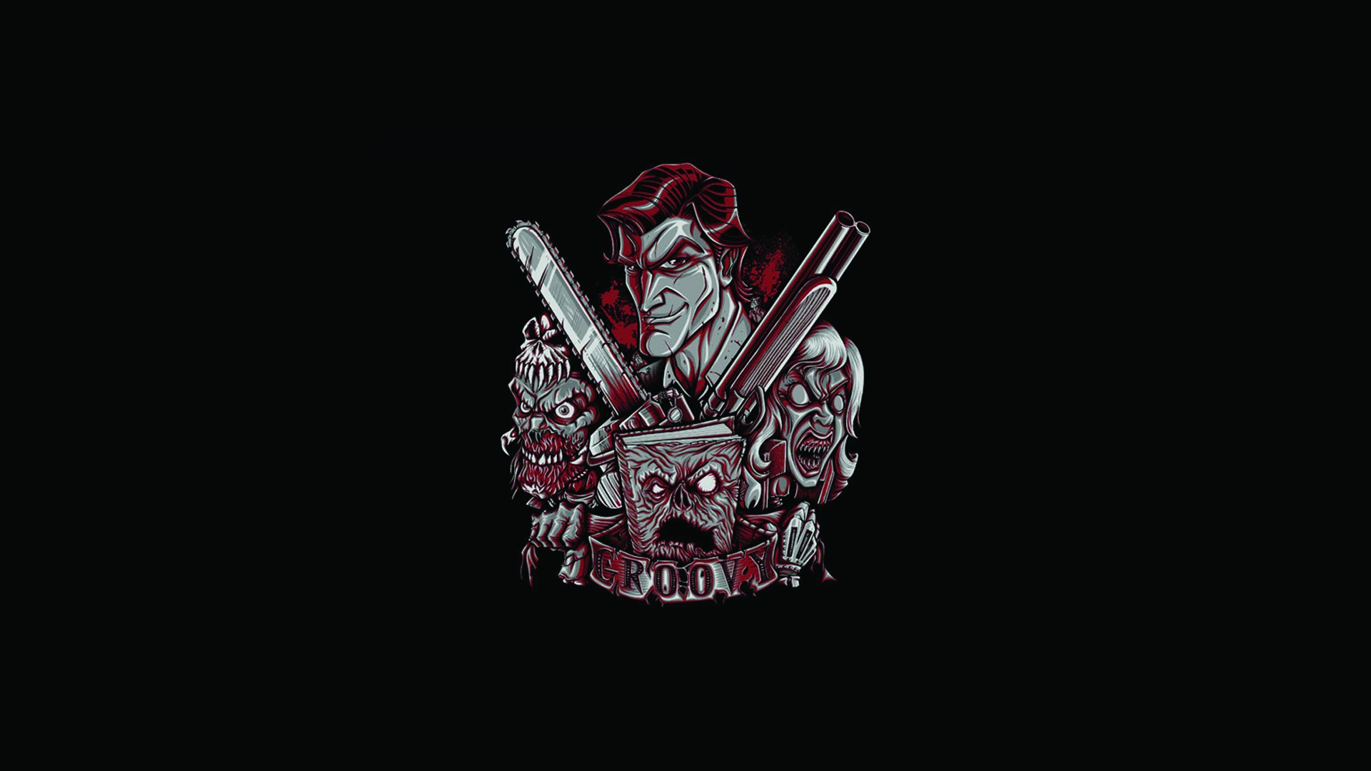 Evil Dead Wallpapers HD - WallpaperSafari