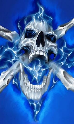 Evil Skull Wallpaper - WallpaperSafari
