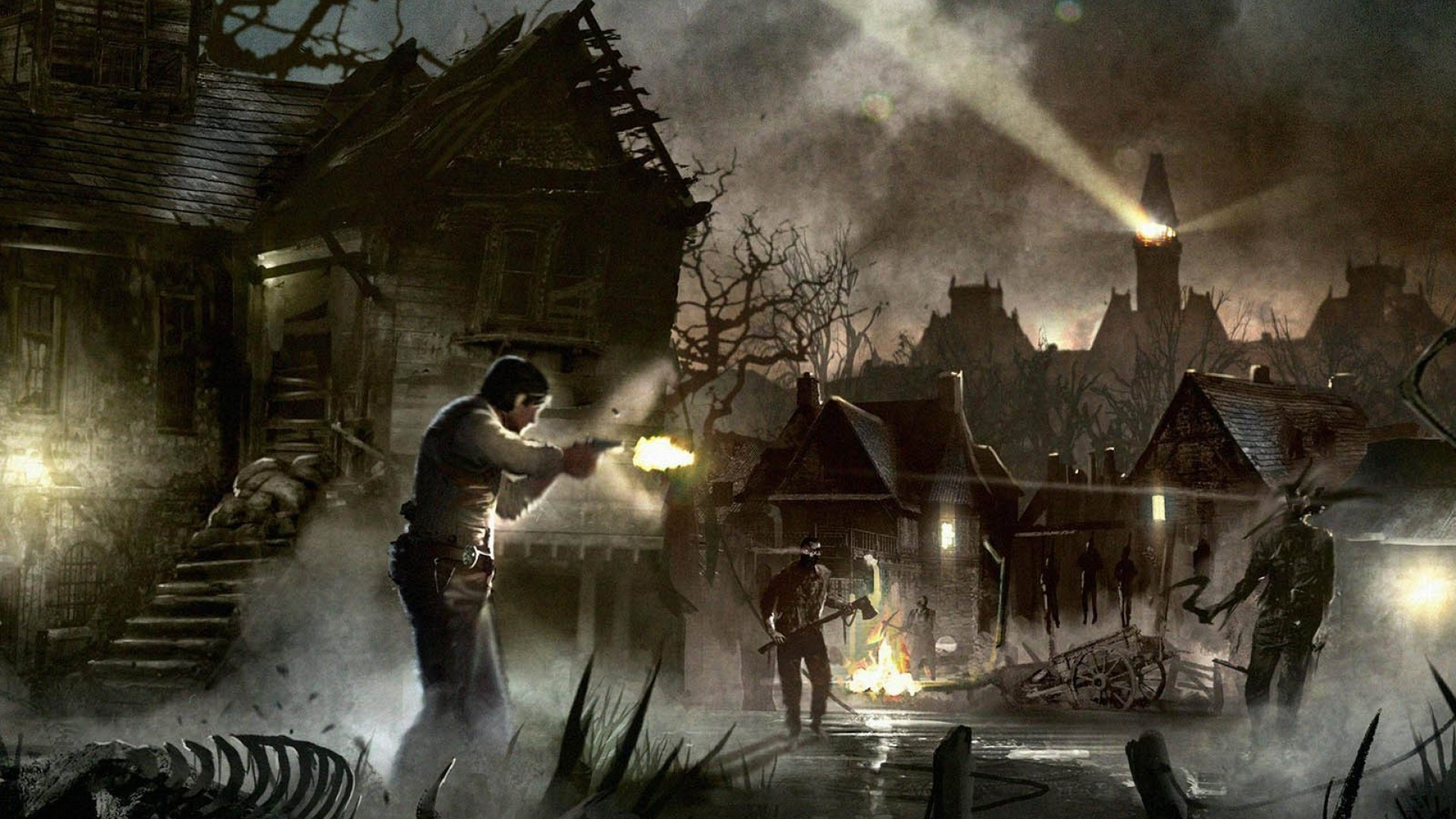 the evil within wallpaper #13