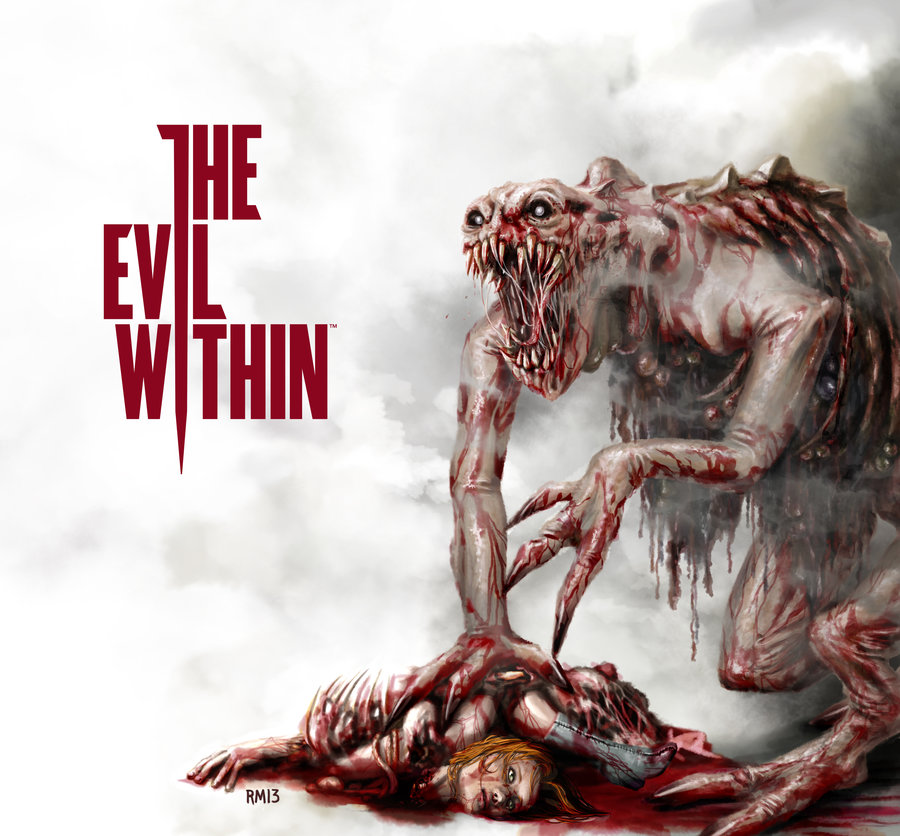 The Evil Within Comic Wallpapers | WallpapersIn4k net