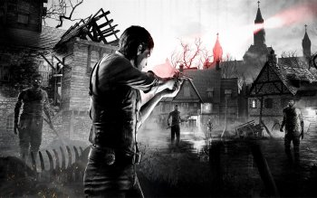 the evil within wallpaper #2