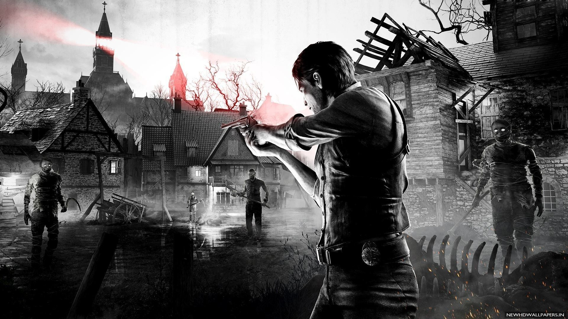 The Evil Within Wallpapers Group (59+)
