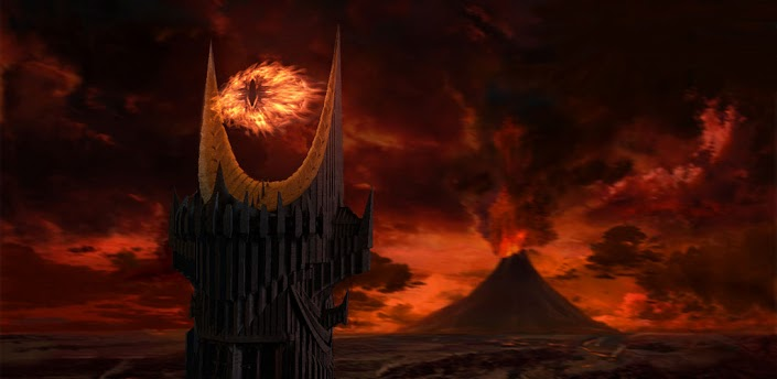 Collection of Eye Of Sauron Wallpaper on HDWallpapers