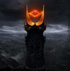 eye of sauron tower wallpaper - Google Search | pin | Pinterest