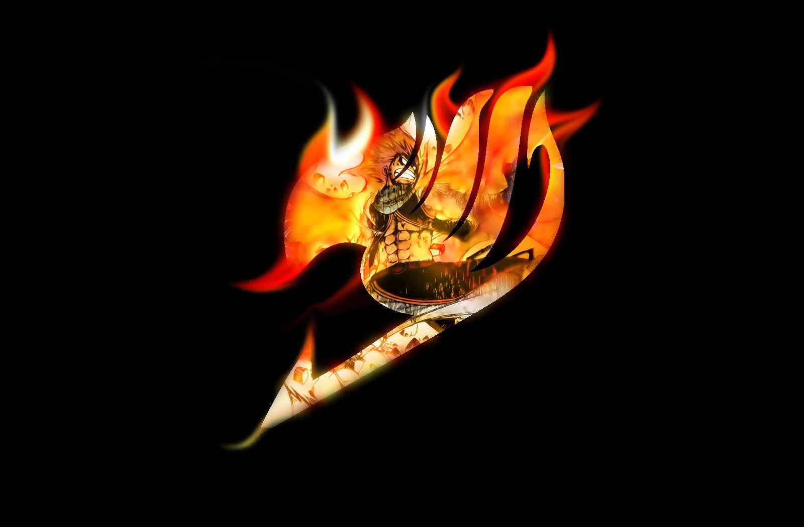 Fairy Tail Logo Wallpaper | PixelsTalk Net