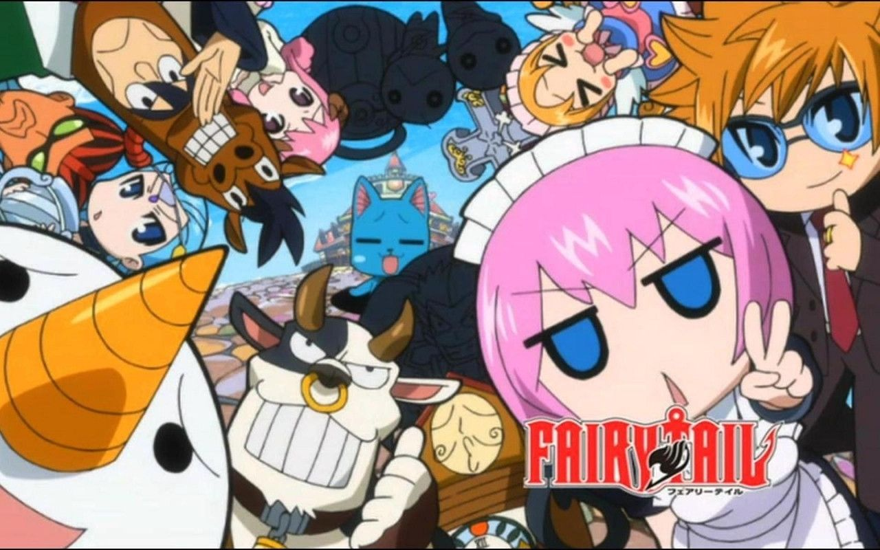 Collection of Fairy Tail Wallpaper Desktop on HDWallpapers