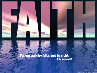 Faith Wallpaper Page 1