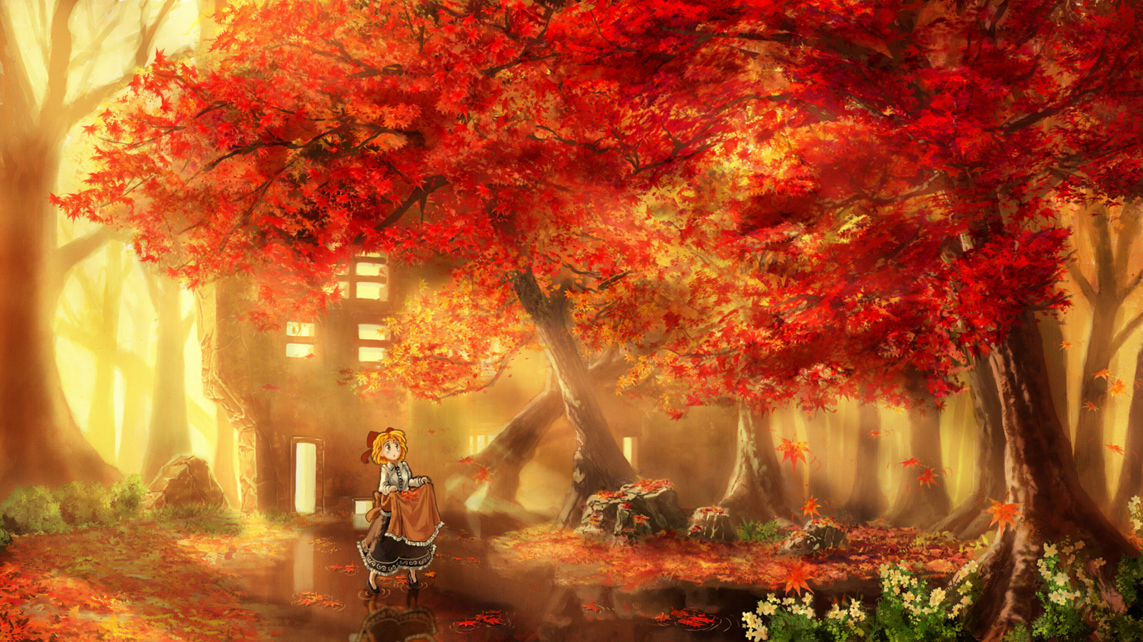24 Creative Fall Anime Wallpapers In High Quality Petro Cotesford