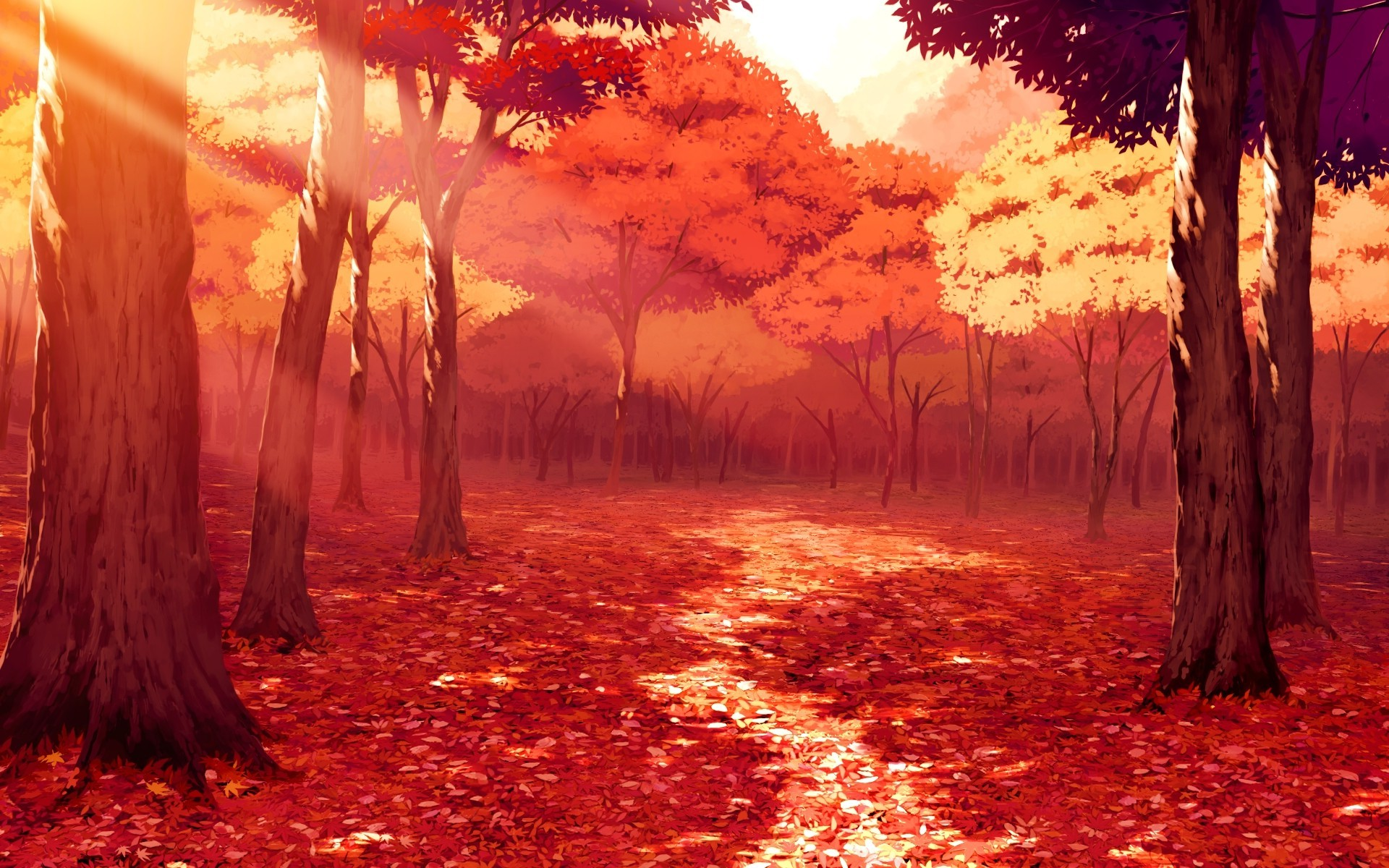 24 Creative Fall Anime Wallpapers in High Quality, Petro Cotesford