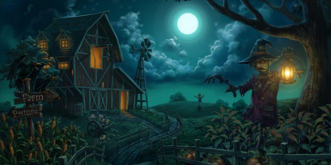 halloween fall wallpaper #1
