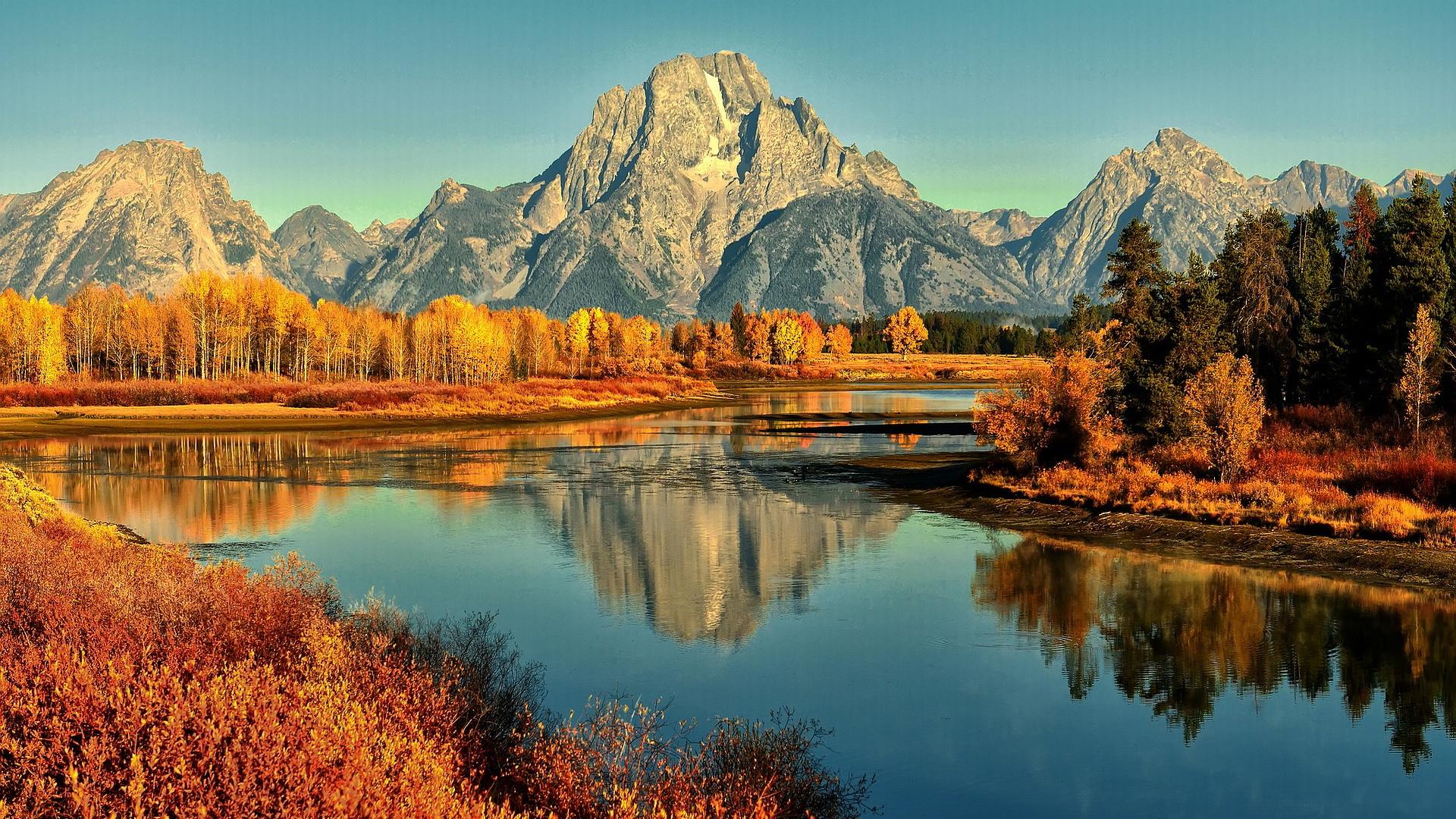 Autumn Mountain Wallpapers | PixelsTalk Net