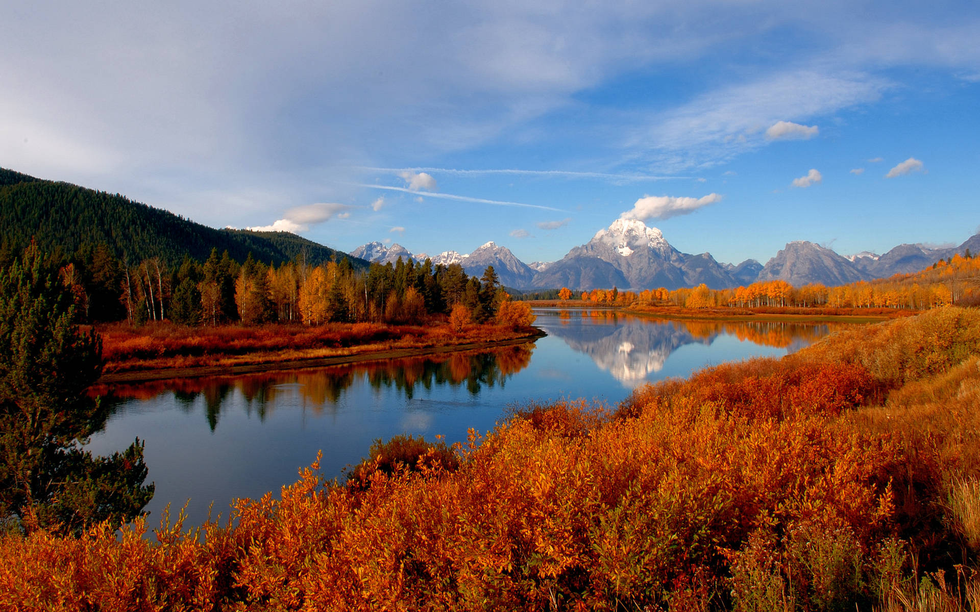 Autumn Mountain Wallpapers Full HD - Scerbos com