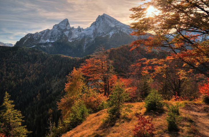 Autumn Mountain Wallpapers HD - Scerbos com