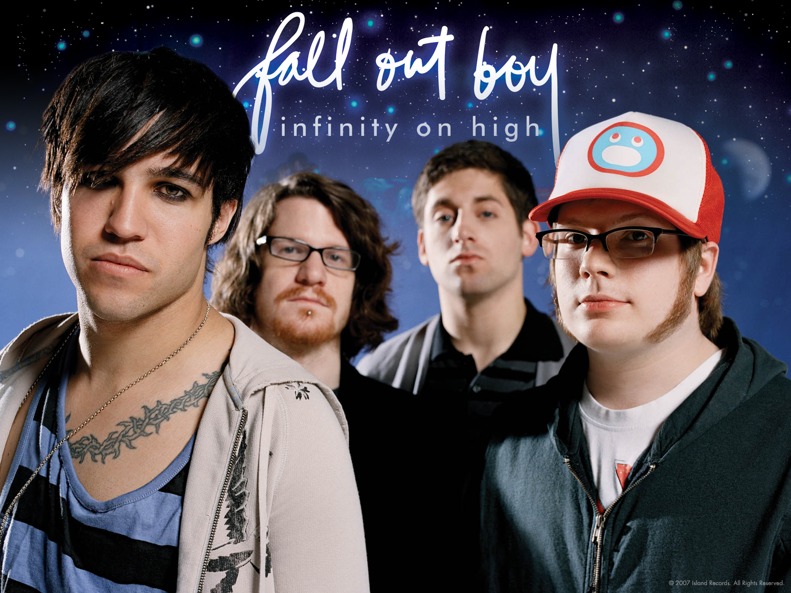 7 Fall Out Boy HD Wallpapers | Backgrounds - Wallpaper Abyss