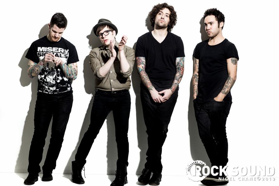 Fall Out Boy Wallpaper HD - WallpaperSafari