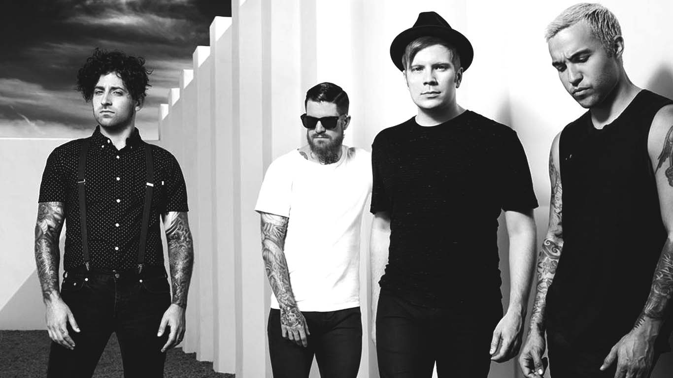 1366x768px Fall Out Boy 165 74 KB #231572