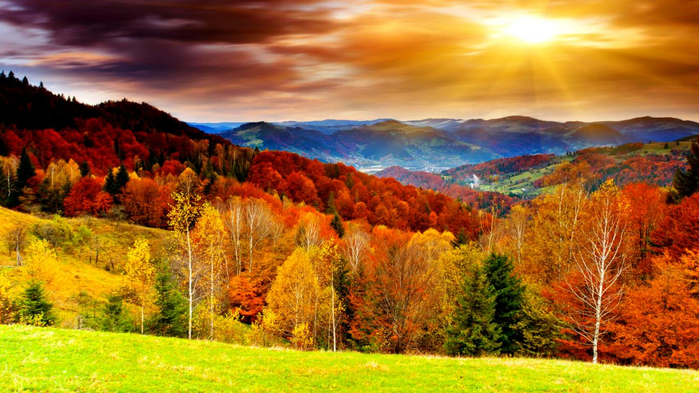 Collection of Fall Desktop Wallpaper Widescreen on HDWallpapers