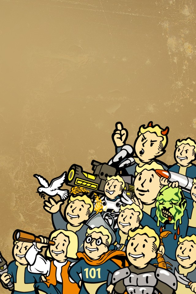 Fallout Iphone Background Wallpaper | Best Cool Wallpaper HD Download